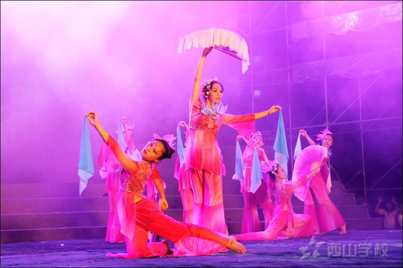 秧歌舞《情系西山》