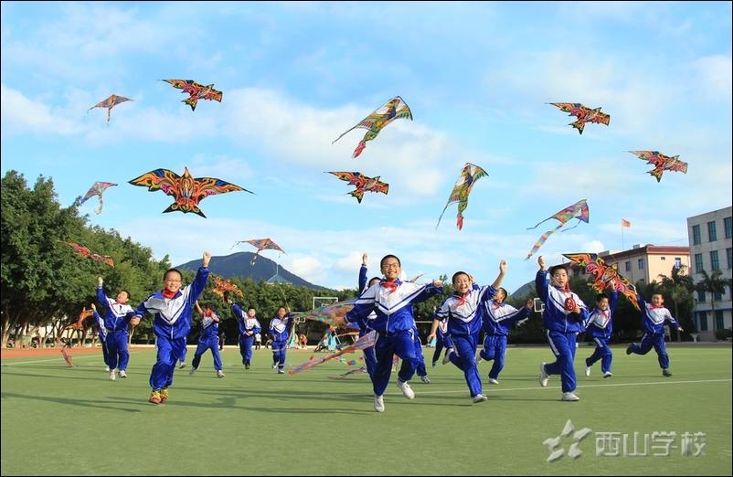 【中国青年报报道】民办教育特色立校 创新发展培育英才        ——福建省福建西山学校创新发展之路