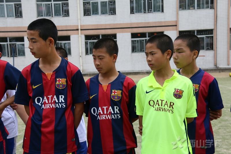 校园足球:托起中国足球的未来