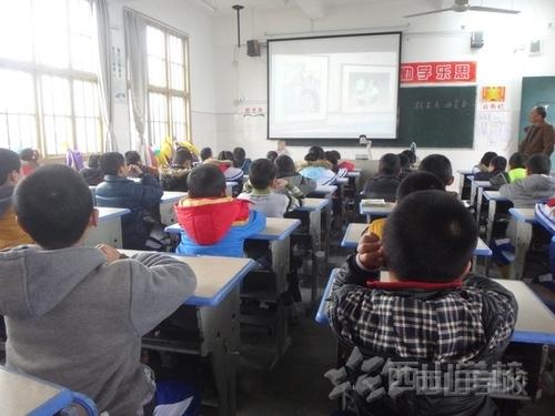 【福清教育網報道】福清西山學校組織師生觀看《飛舞的蒲公英》