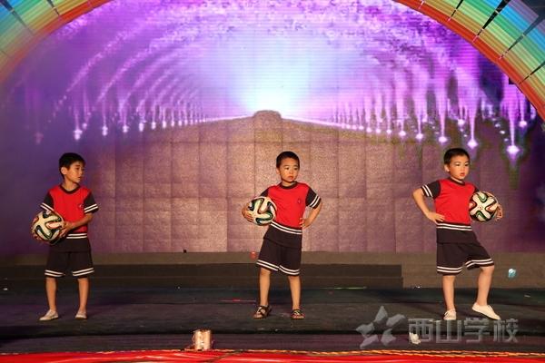 2016年庆六一文艺晚会:幼儿舞蹈《时尚 boy and girls》