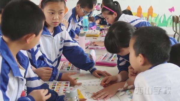 构建快乐课堂 打造幸福教育
