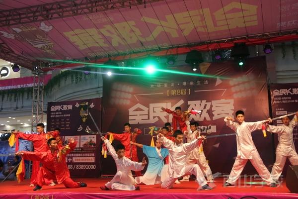 西山学子受邀参加《全民K歌大赛》演出   赢得满堂喝彩