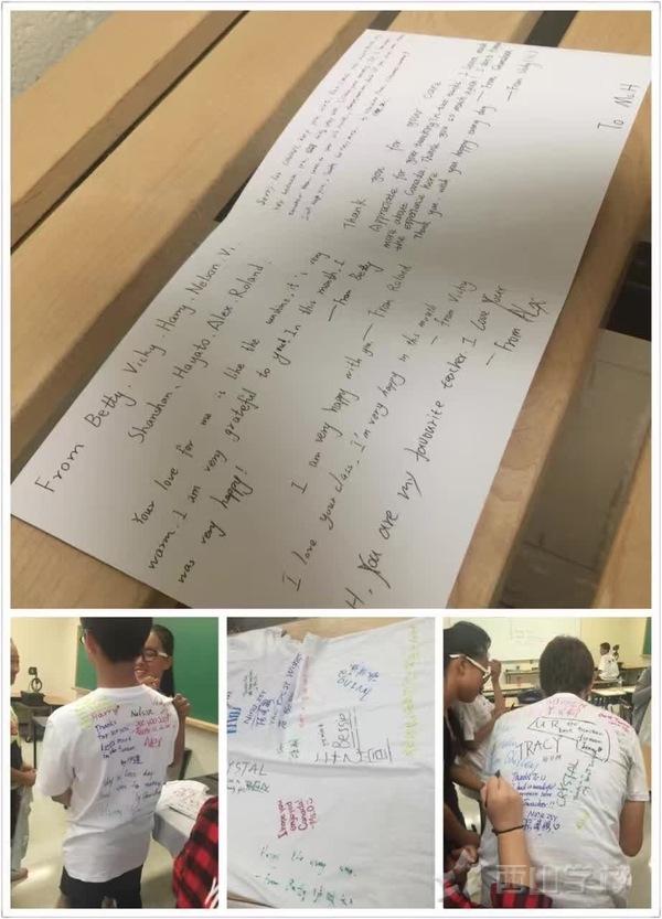 播报——总有一段旅途温暖心田,关于西山学校国际夏令营的回忆