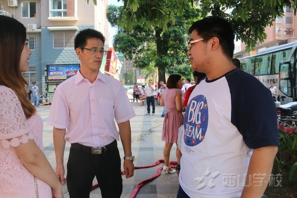 西山学校俞李金海考入清华大学,获母校10万元奖学金