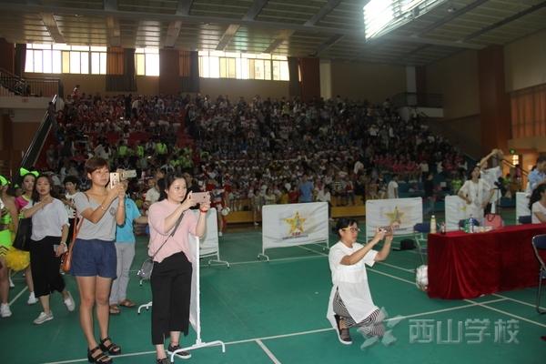 西山学校荣获福州市第一届校园足球文化节中小学啦啦操锦标赛特等奖