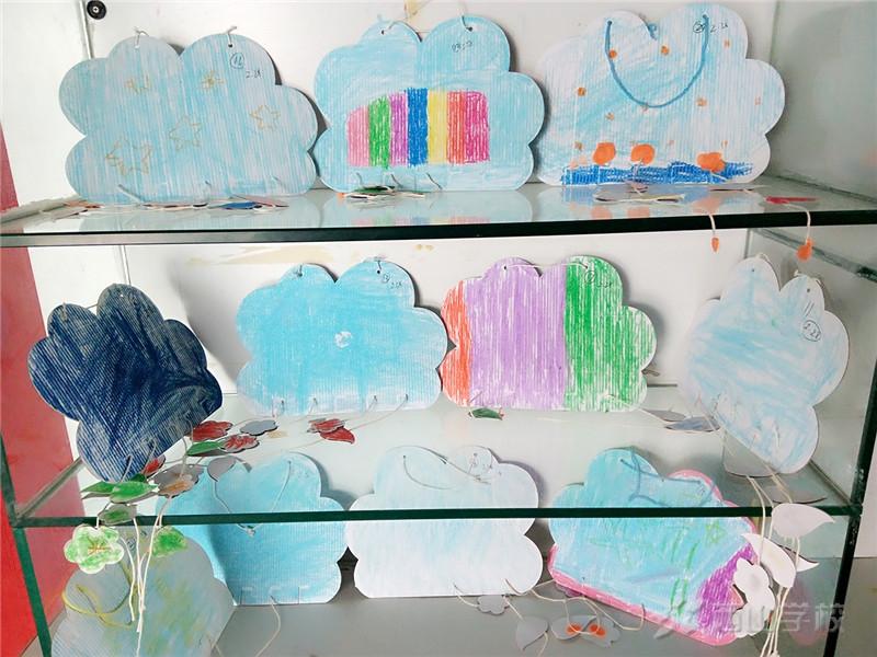 四海八荒,他们的作品一定要看--江西省西山学校幼儿园