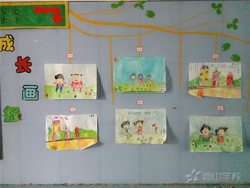 【幼儿作品】童心绘世界--江西省西山学校幼儿园