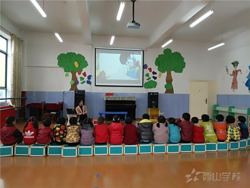 低声教育孩子的智慧,老师们你们知道吗?--江西省西山学校幼儿园