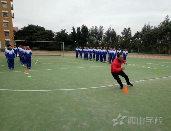 【公开课一堂别开生面的校园足球公开课