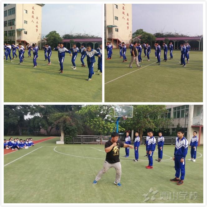 福清西山职业技术学校教练员一专多能考核