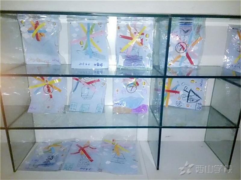 创意无限之手工作品DIY--江西省西山学校幼儿园