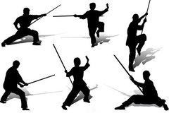 【公开课】传统武术——少林阴手棍