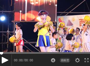 """【视频】西山学校2017年庆""""六一""""大型文艺晚会——歌舞《我的未来不是梦》"""