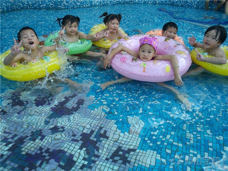 【重要通知】西山幼儿园游泳池开放了!——江西省西山学校幼儿园