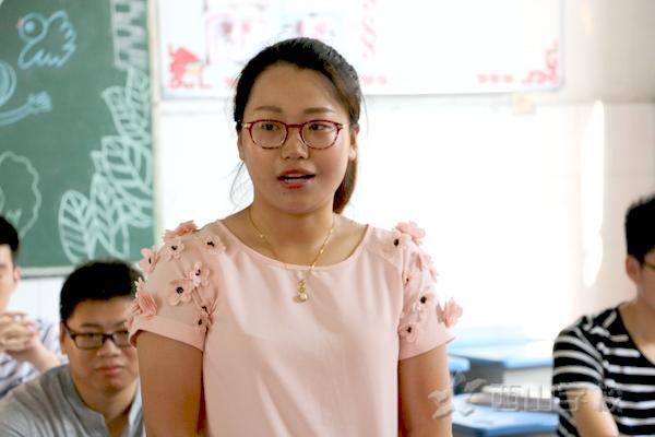 福建西山学校小学部开展新教师岗前培训活动