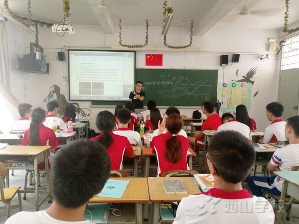 多元化发展,西山学校高中部暑期艺体班的上课日常