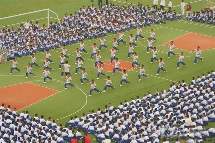特色教育 ▏西山学子的拳脚间,似有蛟龙腾跃,你看到了吗?