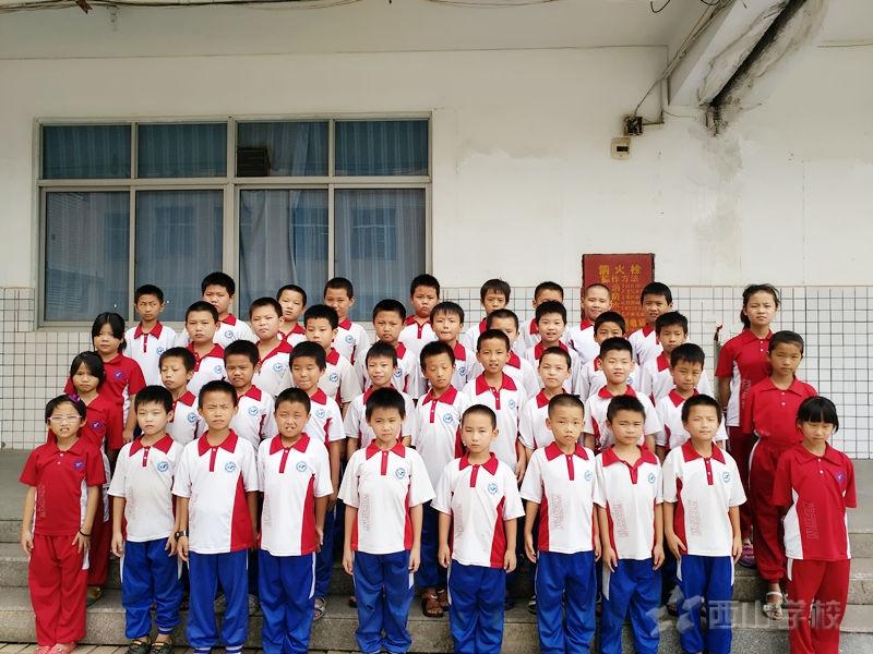 江西西山学校 小学部 三年1班(2016-2017学年第一学期)