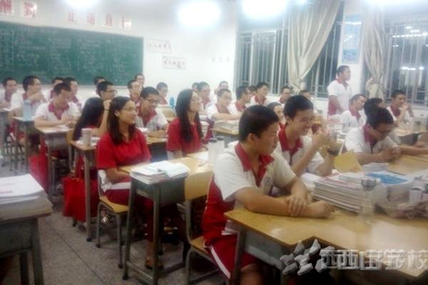 班级简介 福建西山学校 高中部 高三5班