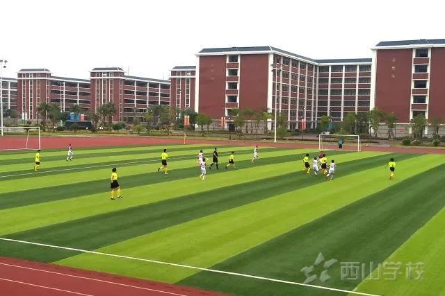 【足球联赛】二队再发威 8比0 4比0分别击败文光中学和德旺中学队