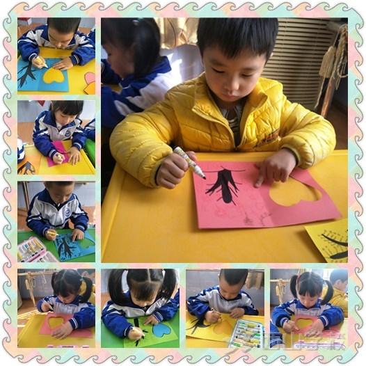 【感恩节报道】稚嫩的手  感恩的心——江西省西山学校幼儿园感恩节活动
