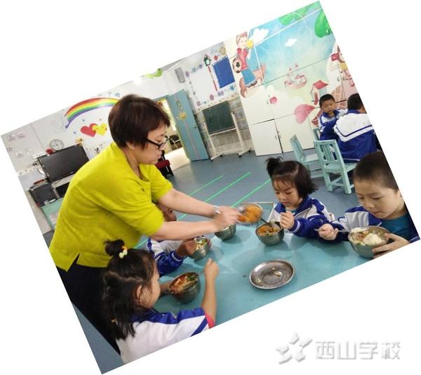 我们身后的辛勤劳动者---福清西山学校幼儿园