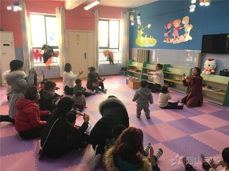 相伴成长  共享快乐——江西省西山幼儿园第一期亲子活动报道