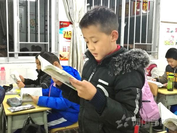 """福建西山学校小学部开展""""朗读达人秀""""朗读比赛活动"""
