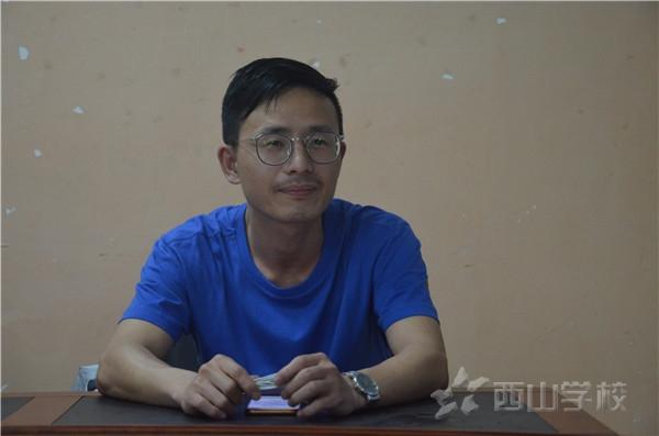 江西省西山学校高中部召开体育高考考前动员大会