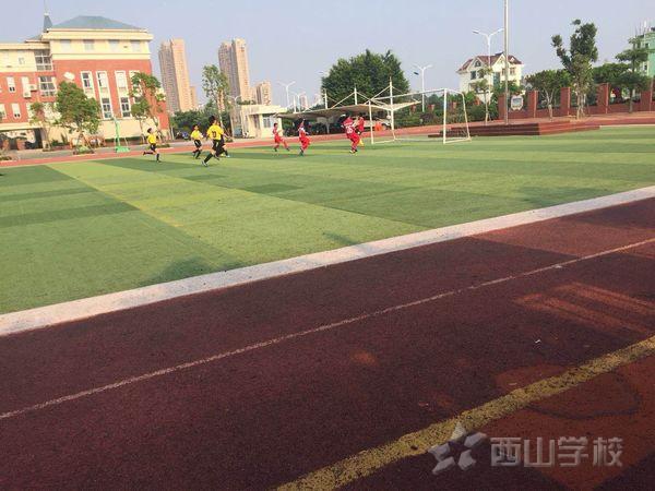 【福清校园足球联赛】西山小学8:1胜渔溪小学、9:3胜积库小学