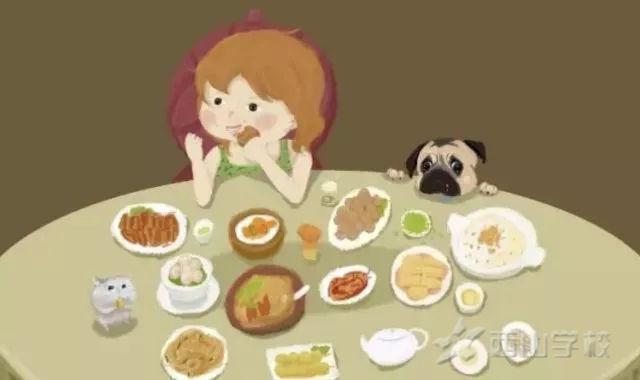 外国孩子的餐桌教育,值得中国父母反思