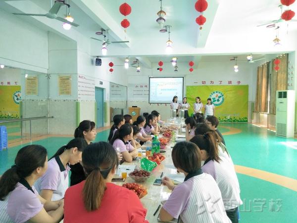 感谢遇见  陪伴成长 --福清西山学校幼儿园第十七周美丽心灵