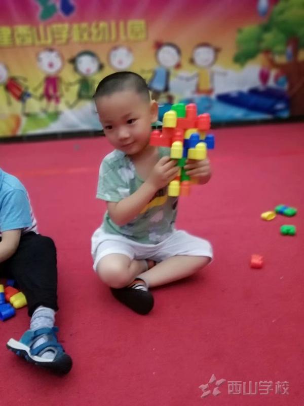 安全从一点一滴做起——福清西山学校幼儿园康康二班