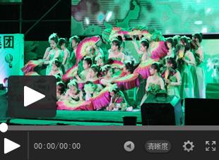 """福建西山学校2018年庆""""六一""""大型文艺晚会——舞蹈《茉莉花》"""