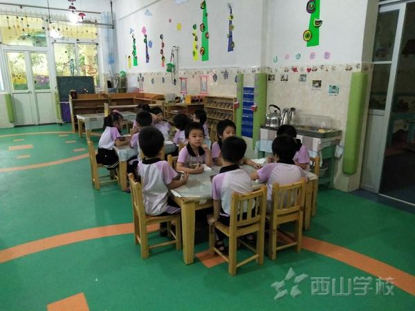 全园卫生、安全大检查-------福清西山学校幼儿园