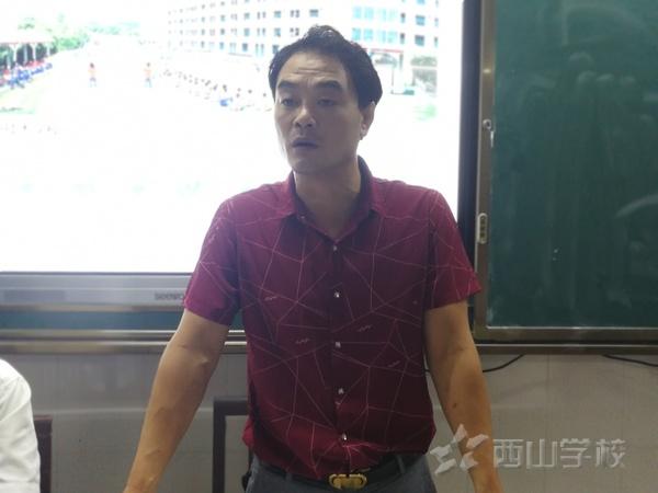 福清西山职业技术学校组织召开2018-2019学年第一学期第二次班团学干会议