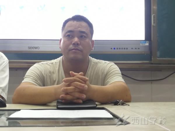 福清西山职业技术学校组织召开2018-2019学年第一学期第三次班团学干会议
