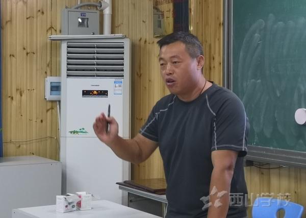 福清西山学校高中部召开正副班主任工作会议暨稳生控流会议