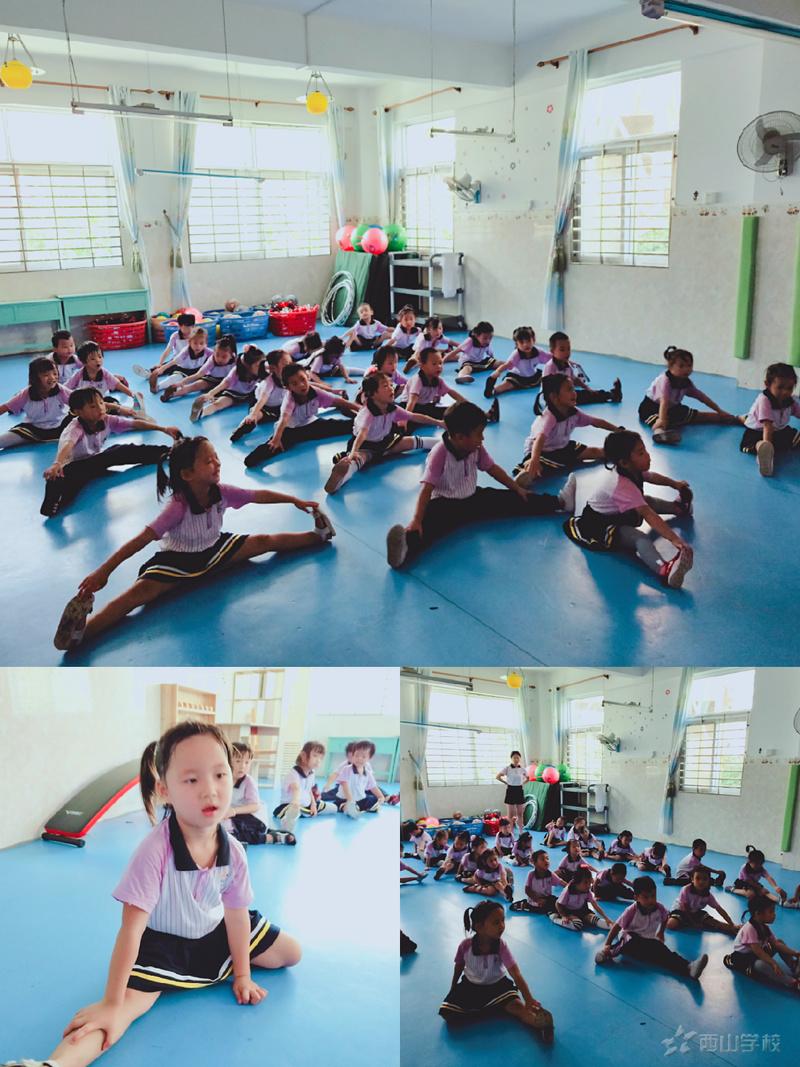 【视频】我们的快乐生活——福清西山学校幼儿园蒙芽三班