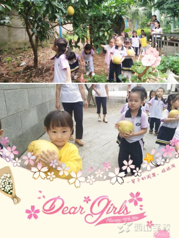 浓浓月饼香,情满中秋夜——福清西山学校幼儿园中秋节活动报道