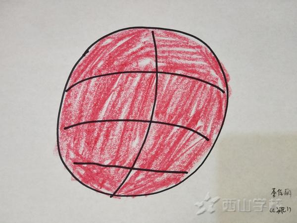 福清西山学校幼儿园快乐一班2018年9月幼儿作品展