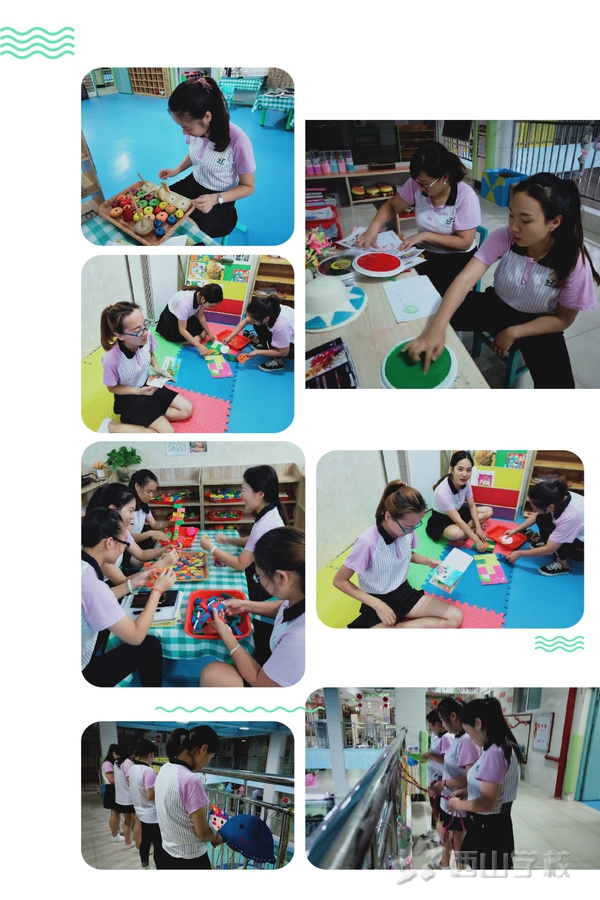 户外活动的重要性——福清西山学校幼儿园