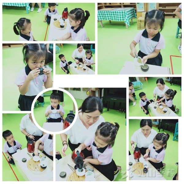"""聚焦幼儿教学质量 打造雅韵""""品质""""课程——福清西山学校幼儿园第五周教研活动"""