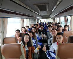 金秋十月,跟着西山职校师生一起去旅行——永泰海洋世界一日游小记