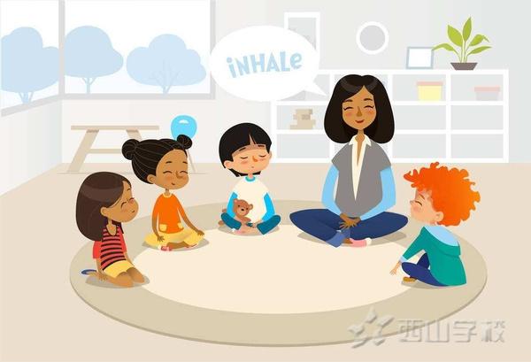 蒙氏数学对幼儿的好处——福清西山学校幼儿园