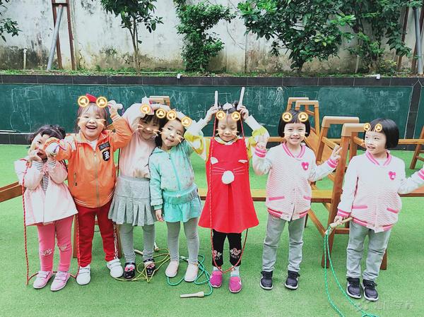 【视频】滑滑梯上的快乐——福清西山学校幼儿园快乐一班