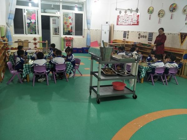 幼儿习惯养成教育——福清西山学校幼儿园