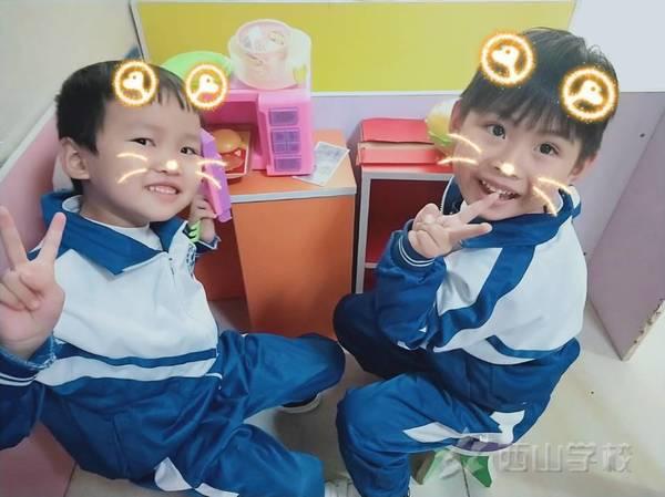 浅谈如何加强幼儿常规教育——福清西山学校幼儿园
