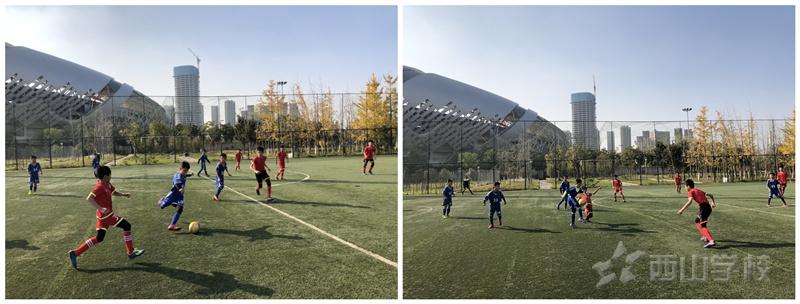 南昌市足球联赛上赛季实况报道八|西山学校2:2战平劲旅洪都小学